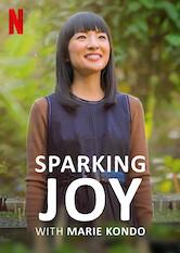 Sparking Joy with Marie Kondo