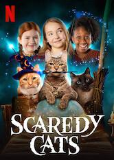 Search netflix Scaredy Cats