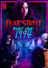 Search netflix Fear Street Part 1: 1994