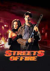 Search netflix Streets of Fire