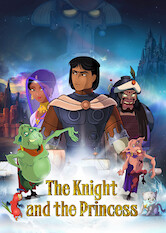 Search netflix The Knight and the Princess