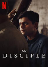 Search netflix The Disciple